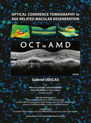 Optical Coherence Tomography in Age-Related Macular Degeneration (Hardback)