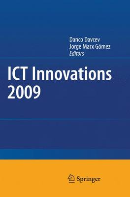 ICT Innovations 2009 (Hardback)