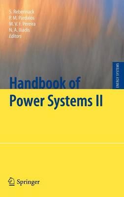 Handbook of Power Systems II - Energy Systems (Hardback)