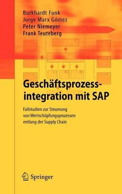 Geschaftsprozessintegration Mit SAP (Hardback)