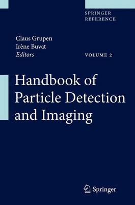 Handbook of Particle Detection and Imaging (Hardback)