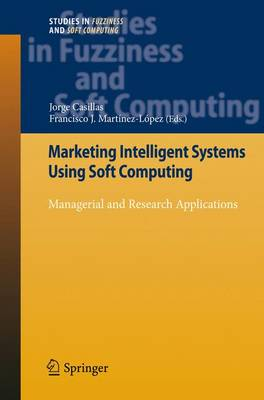 Marketing Intelligent Systems Using Soft Computing: Managerial and Research Applications - Studies in Fuzziness and Soft Computing 258 (Hardback)