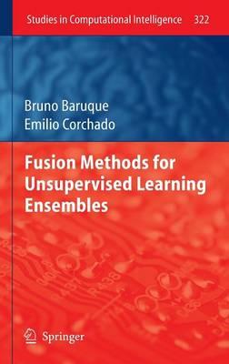 Fusion Methods for Unsupervised Learning Ensembles - Studies in Computational Intelligence 322 (Hardback)
