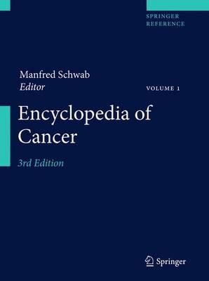 Encyclopedia of Cancer - Encyclopedia of Cancer (Hardback)
