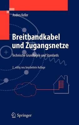 Breitbandkabel Und Zugangsnetze (Hardback)