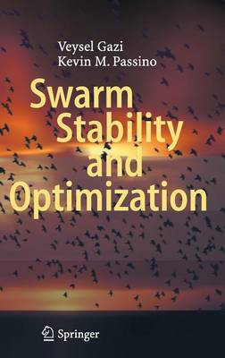 Swarm Stability and Optimization (Hardback)