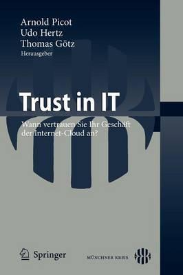 Trust in IT (Paperback)