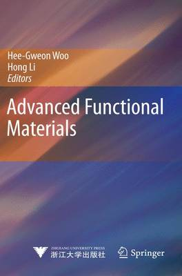 Advanced Functional Materials (Hardback)