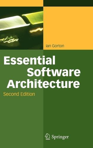 Essential Software Architecture (Hardback)