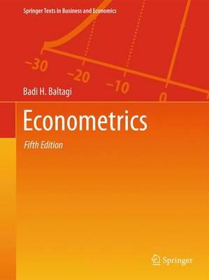 Econometrics - Springer Texts in Business and Economics (Paperback)