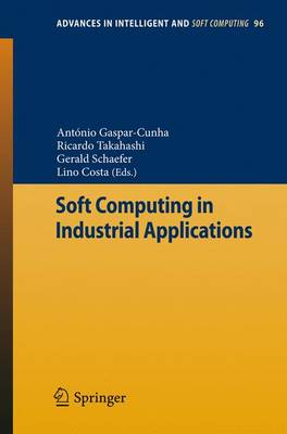 Soft Computing in Industrial Applications - Advances in Intelligent and Soft Computing 96 (Paperback)
