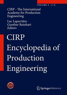 CIRP Encyclopedia of Production Engineering - CIRP Encyclopedia of Production Engineering