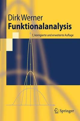 Funktionalanalysis - Springer-Lehrbuch (Paperback)