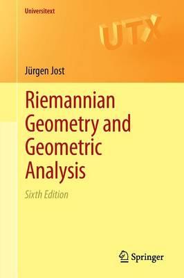 Riemannian Geometry and Geometric Analysis - Universitext (Paperback)