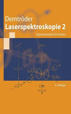 Laserspektroskopie 2 (Hardback)