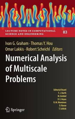 Numerical Analysis of Multiscale Problems - Lecture Notes in Computational Science and Engineering 83 (Hardback)