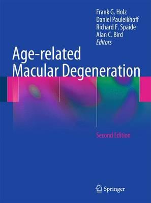 Age-related Macular Degeneration (Hardback)