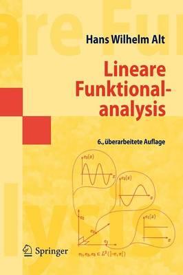 Lineare Funktionalanalysis: Eine Anwendungsorientierte Einf hrung - Springer-Lehrbuch Masterclass (Paperback)