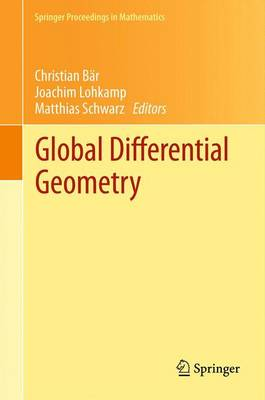 Global Differential Geometry - Springer Proceedings in Mathematics 17 (Hardback)