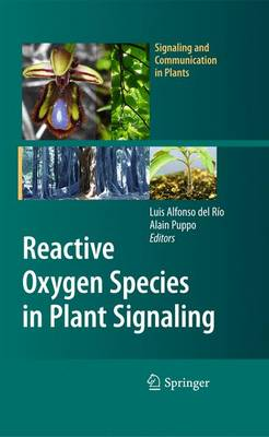 Reactive Oxygen Species in Plant Signaling - Signaling and Communication in Plants (Paperback)