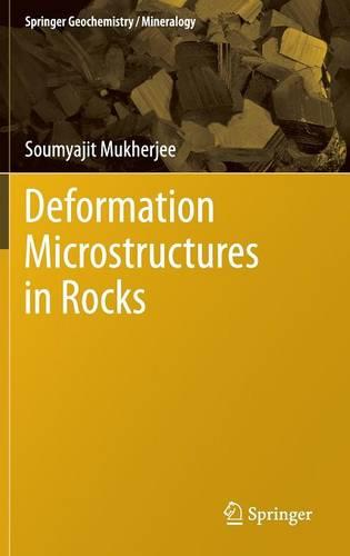 Deformation Microstructures in Rocks - Springer Geochemistry/Mineralogy