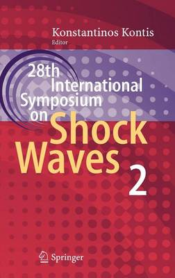 28th International Symposium on Shock Waves: Vol 2 (Hardback)