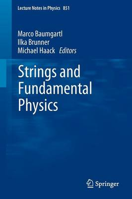 Strings and Fundamental Physics - Lecture Notes in Physics 851 (Paperback)