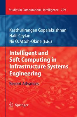 Intelligent and Soft Computing in Infrastructure Systems Engineering: Recent Advances - Studies in Computational Intelligence 259 (Paperback)