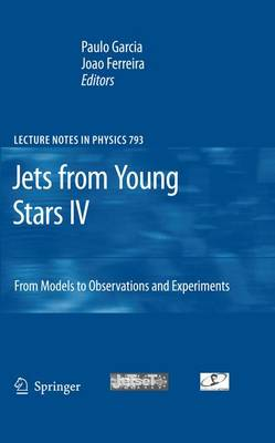 Jets from Young Stars IV: From Models to Observations and Experiments - Lecture Notes in Physics 793 (Paperback)