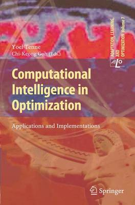 Computational Intelligence in Optimization: Applications and Implementations - Adaptation, Learning, and Optimization 7 (Paperback)