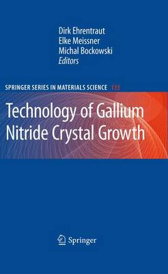 Technology of Gallium Nitride Crystal Growth - Springer Series in Materials Science 133 (Paperback)