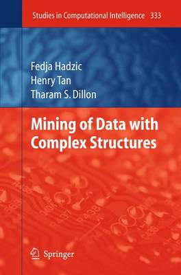Mining of Data with Complex Structures - Studies in Computational Intelligence 333 (Paperback)