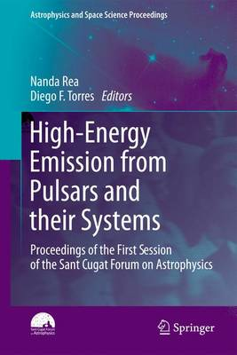 High-Energy Emission from Pulsars and their Systems: Proceedings of the First Session of the Sant Cugat Forum on Astrophysics - Astrophysics and Space Science Proceedings (Paperback)