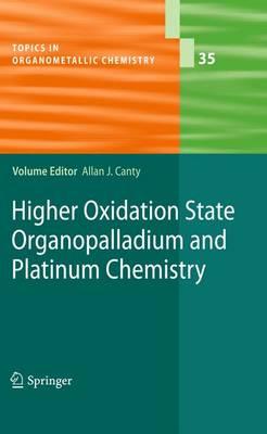Higher Oxidation State Organopalladium and Platinum Chemistry - Topics in Organometallic Chemistry 35 (Paperback)