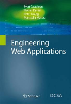 Engineering Web Applications - Data-Centric Systems and Applications (Paperback)