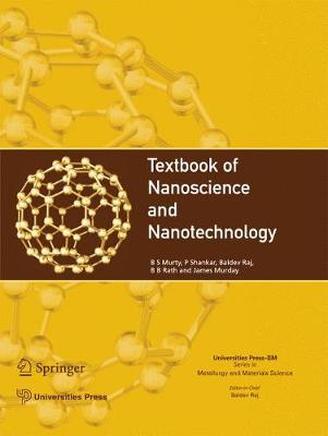 Textbook of Nanoscience and Nanotechnology (Hardback)