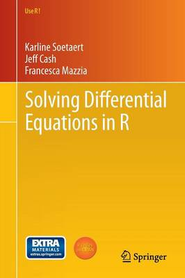 Solving Differential Equations in R - Use R! (Paperback)