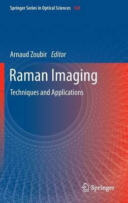 Raman Imaging: Techniques and Applications - Springer Series in Optical Sciences 168 (Hardback)