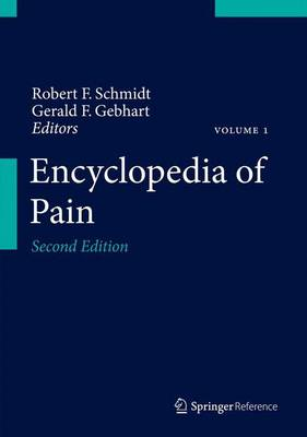Encyclopedia of Pain - Encyclopedia of Pain (Hardback)