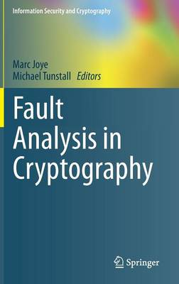 Fault Analysis in Cryptography - Information Security and Cryptography (Hardback)
