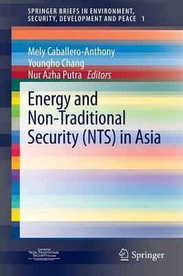 Energy and Non-Traditional Security (NTS) in Asia - SpringerBriefs in Environment, Security, Development and Peace 1 (Paperback)