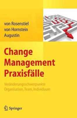 Change Management Praxisf lle: Ver nderungsschwerpunkte Organisation, Team, Individuum (Hardback)