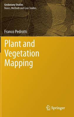 Plant and Vegetation Mapping - Geobotany Studies (Hardback)