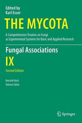 Fungal Associations - The Mycota 9 (Hardback)