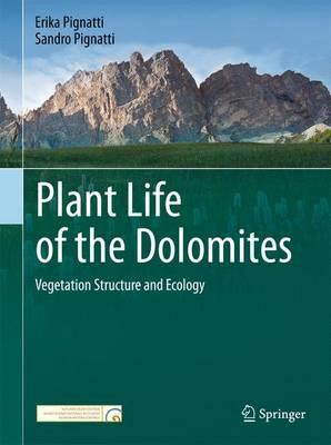 Plant Life of the Dolomites: Vegetation Structure and Ecology (Hardback)
