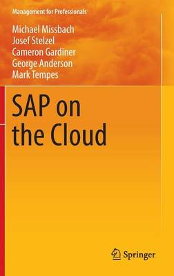 SAP on the Cloud - Management for Professionals (Hardback)