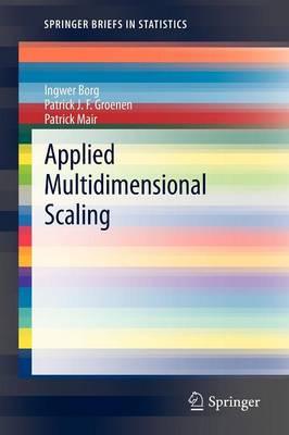 Applied Multidimensional Scaling - SpringerBriefs in Statistics (Paperback)