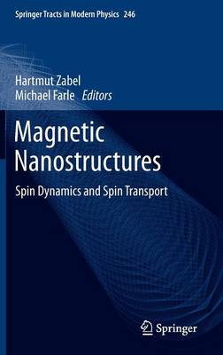 Magnetic Nanostructures: Spin Dynamics and Spin Transport - Springer Tracts in Modern Physics 246 (Hardback)