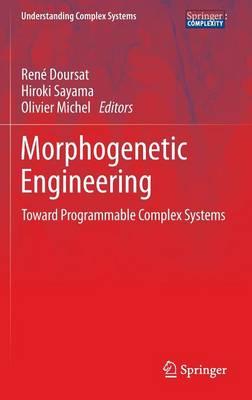 Morphogenetic Engineering: Toward Programmable Complex Systems - Understanding Complex Systems (Hardback)