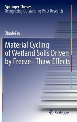 Material Cycling of Wetland Soils Driven by Freeze-Thaw Effects - Springer Theses (Hardback)